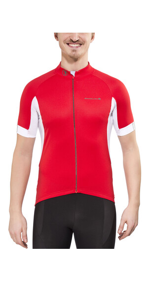 Endura FS260 Pro III Koszulka kolarska czerwony
